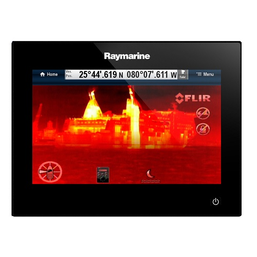Raymarine gS Series - gS95 Multifunction Display (6 oclock Viewing Angle)
