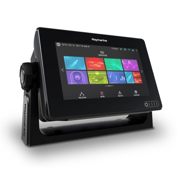 Raymarine Axiom 7 - 7 Inch Multi Function Display Only