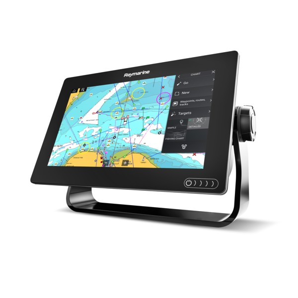 Raymarine Axiom 9 - 9 Inch Multi Function Display Only