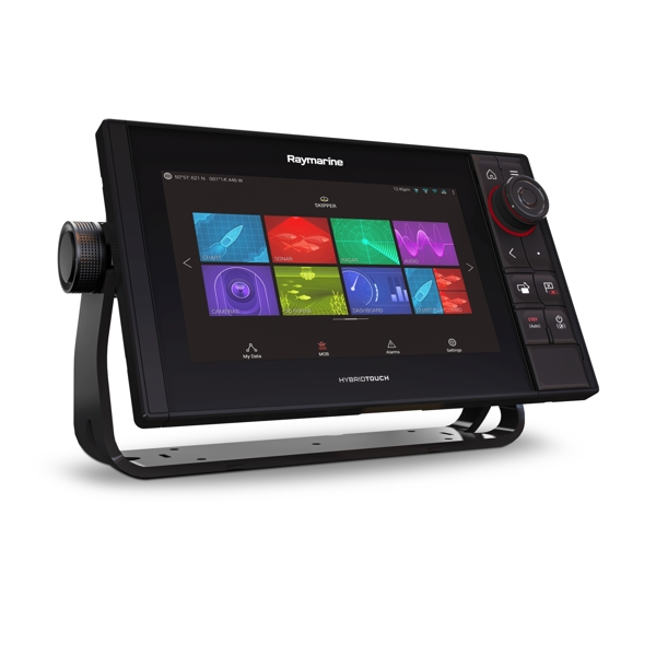 Raymarine Axiom 9 Pro-S HybridTouch 9 Inch MFD with intergrated High CHIRP Conical Sonar for CPT-S