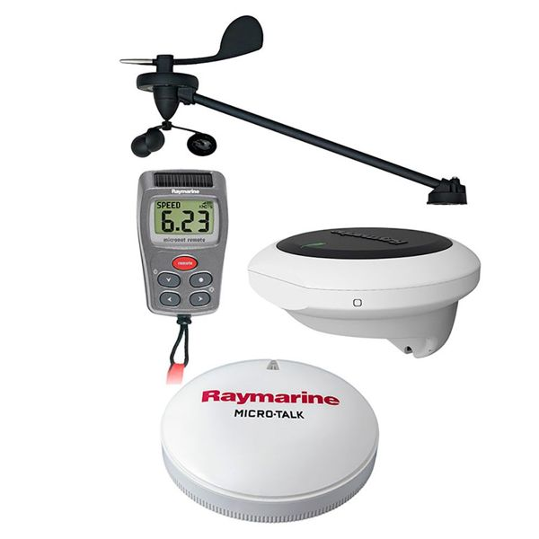 Raymarine Wireless Wind Kit including Heading Sensor for STNG